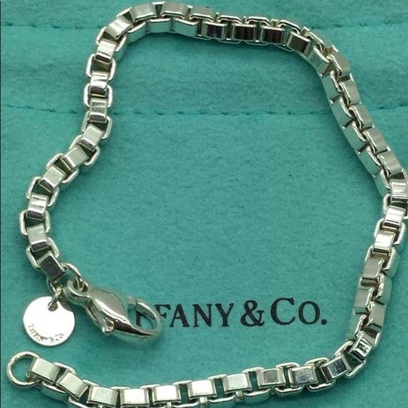7f23bf41f Tiffany & Co. Jewelry | Tiffany Co Venetian Box Bracelet | Poshmark